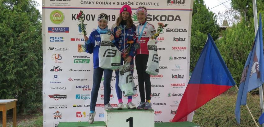 Český pohár v cestnej cyklistike, Kyjovské Slovácko, 14.4.2019