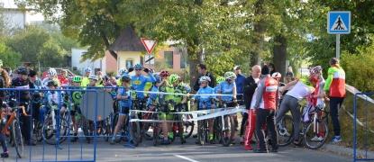 1. kolo Slovenského pohára v cyklokrose, Poprad, 30.9.2017