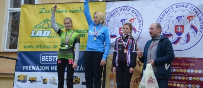 5. kolo Slovenského pohára v cyklokrose, Dolná Krupá, 28.10.2017