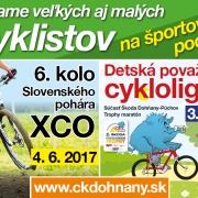Detská považská cykloliga 3.6.2017
